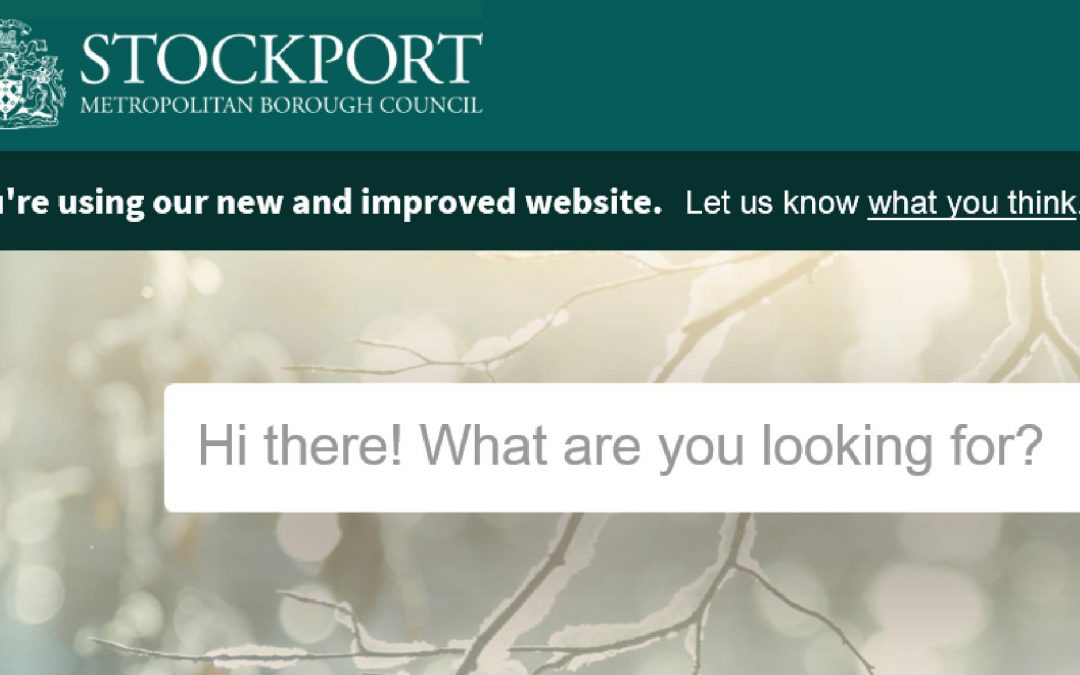 New website working well, but it doesn't stop there…