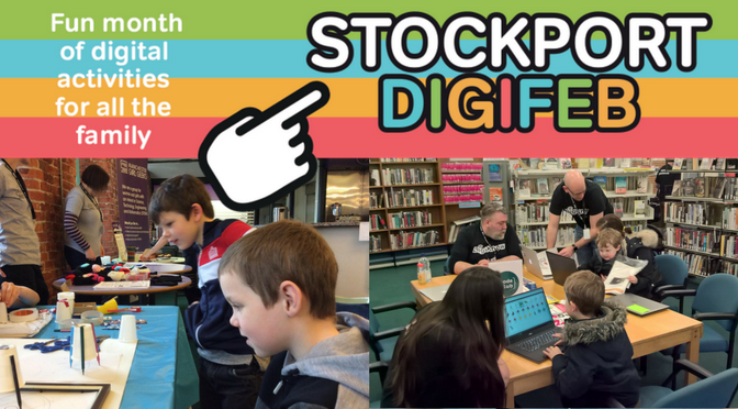 Stockport DigiFeb 2017