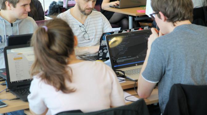 Stockport Hackathon is a winner