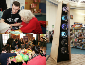 Central Library activities