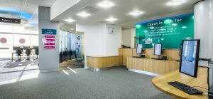 Fred Perry House Reception