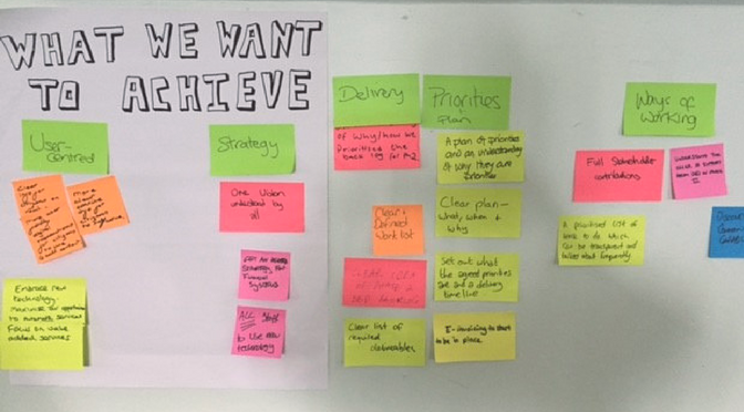 Why we're thinking about the value of service design
