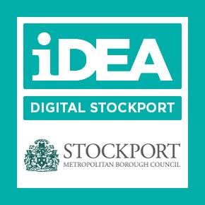 Digital Stockport badge