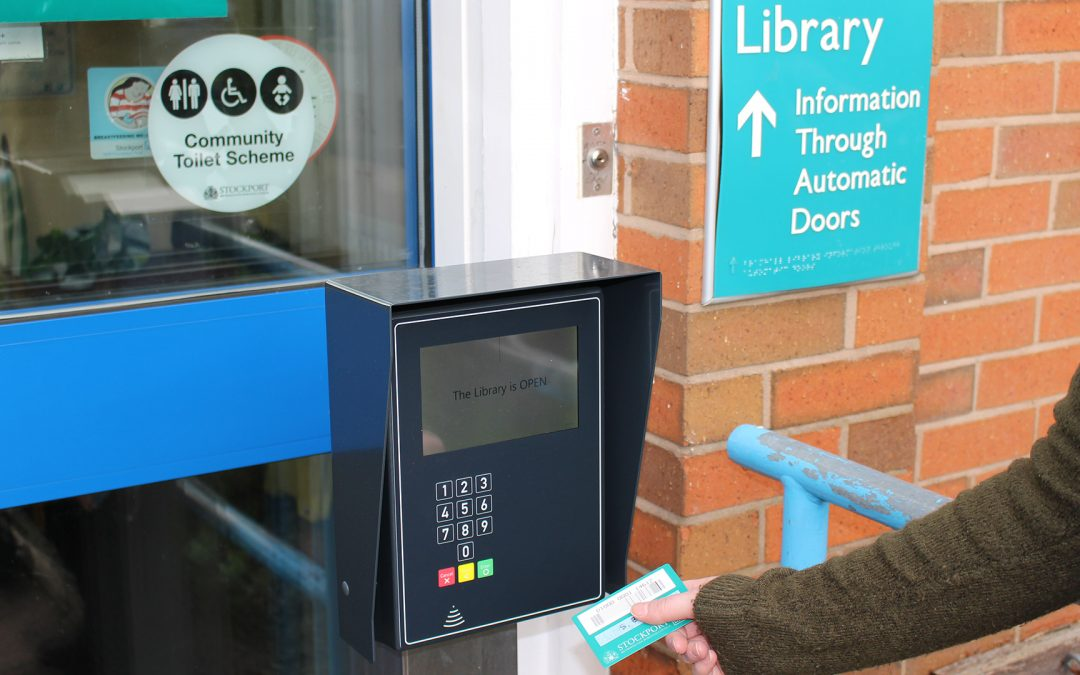 Open+ technology now in six Stockport Libraries