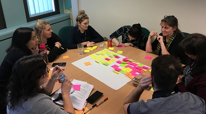 Helping to nurture service design