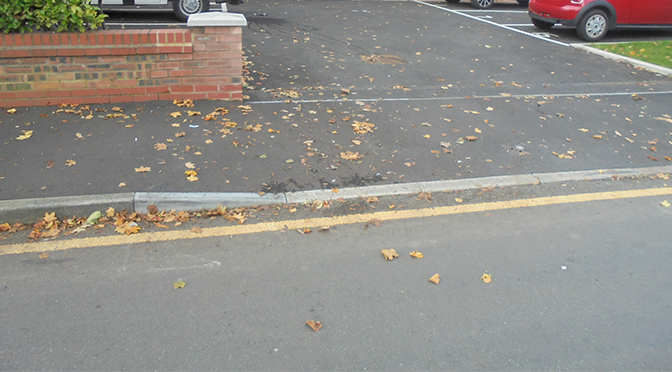 New online processes for 'dropped kerbs' are a win-win