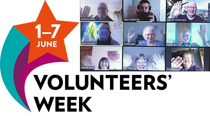 We're thanking our Digital Champions this Volunteers' Week